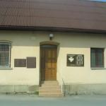 Budova ordinace